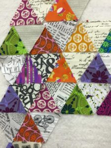 Private Retreat Mini Quilt Project